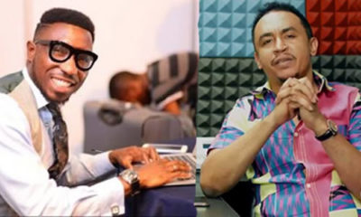 Timi Dakolo and Freeze