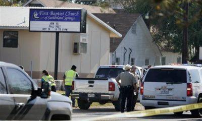 baptist church attack