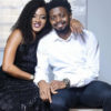 Basketmouth and Elsie