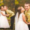 5-year-old wedding