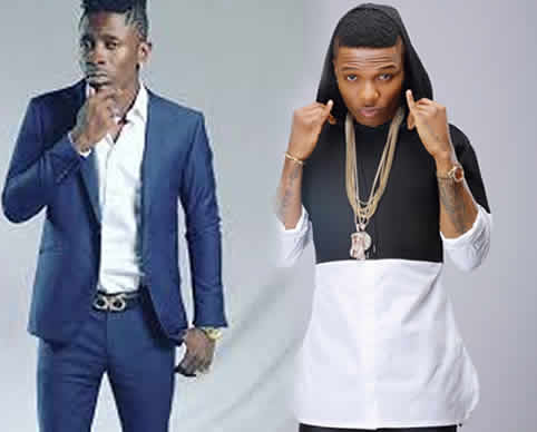 Wale Shale and Wizkid