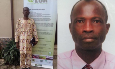 Kwara State University Lecturer