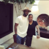 peter okoye and manager