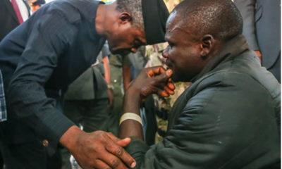 Osinbajo visits Adamawa