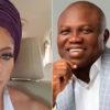 Lola Okoye and Ambode