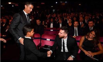 Ronaldo's son