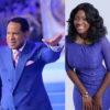 Mercy Johnson and Chris Oyakhilome