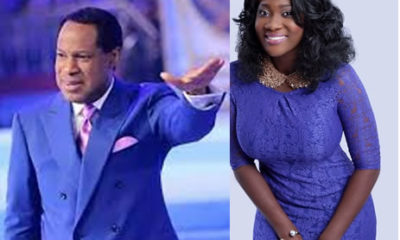 Mercy Johnson and Chris Oyakhilome