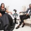 Adekunle Gold and Mimi Omolaja