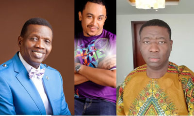 Freeze and the Adeboye's
