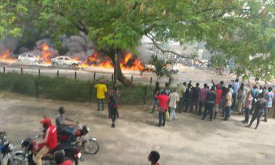 many fared dead in festac tanker fire