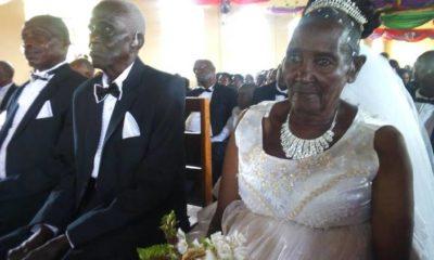 Wedding in Uganda
