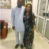 Tonto Dikeh and doctor