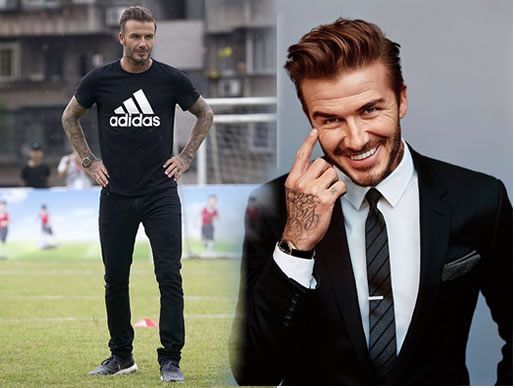 David Beckham is set to launch grooming line in THIS very exciting beauty collaboration