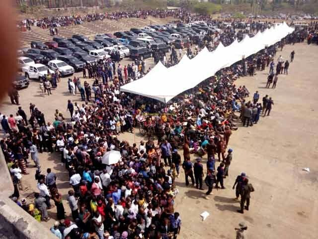 mass burial Benue