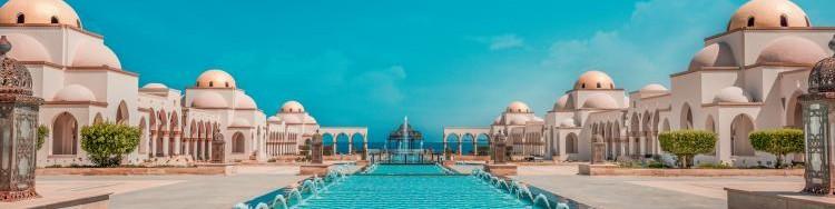 埃及渡假胜地公司封面照片