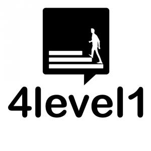 4level1徽标