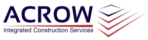 ACROW for Integrated Construction Services徽标