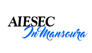 AIESEC-MANSOURA徽标