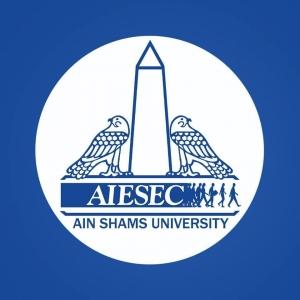 AIESEC AinShams徽标
