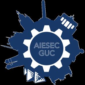 AIESEC GUC徽标