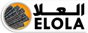 铝奥拉钢铁集团徽标