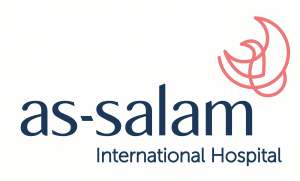 萨拉姆国际医院徽标