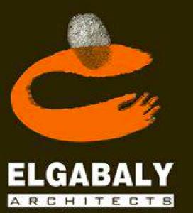 Elgabaly建筑师徽标
