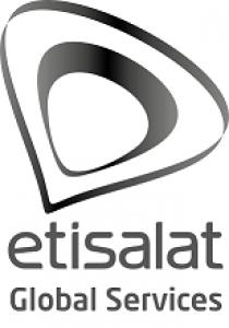 Etisalat全球服务徽标