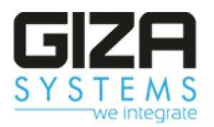 吉萨系统徽标