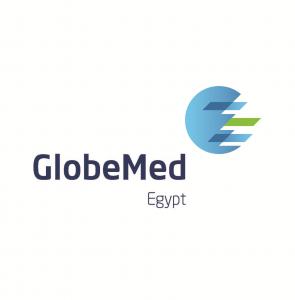 GlobeMed埃及徽标