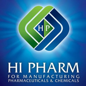 Hi Pharm徽标
