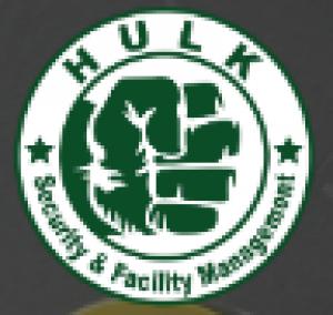 绿巨人安全和设施管理徽标