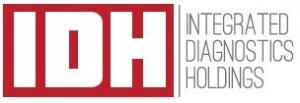 IDH徽标