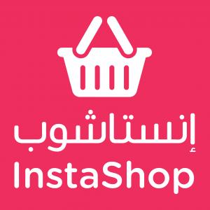 InstaShop徽标