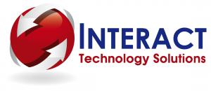 Interact技术解决方案徽标