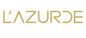 L'azurde珠宝徽标