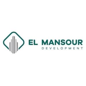 El Mansour开发徽标