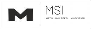 钢铁创新徽标
