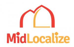 MidLocalize徽标