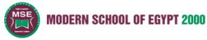 埃及现代美国学校2000年徽标