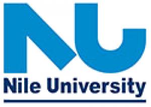 尼罗河大学徽标
