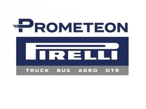 Prometeon倍耐力轮胎(Ex-Pirelli)徽标