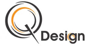 Q Desgin徽标