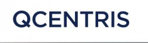 QCENTRIS徽标