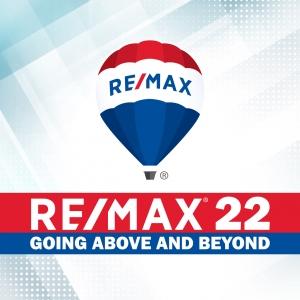RE / MAX 22徽标