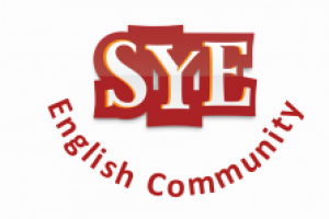 SYE英语社区徽标