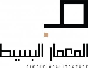 简单架构徽标