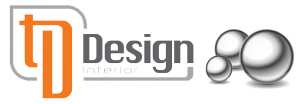 T&D设计徽标