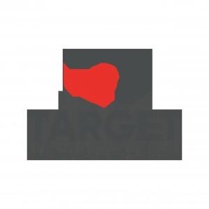 目标招聘和人力资源解决方案徽标